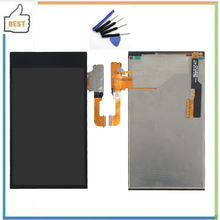 New For HTC One M8 LCD display touch screen with digitizer Assembly with free open tools , Black Free shipping !!!