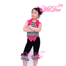 Hip Hop Dance Costumes Jazz Dress Ballroom Dance Dress Fiber Optic Fabric Street Dance Clothing Stage Costumes