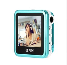 "ONN  Q6 8GB 1.5"" TFT Screen lossless Music Player MP3 Player Support TF card Voice Recorder E-Book FM Radio"
