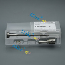 ERIKC Bos/ch CRIN injector kit F OOR J03 288 (FOORJ03288) Common Rail nozzle Overhaul Kits FOOR J03 288 for injectror 0445120134