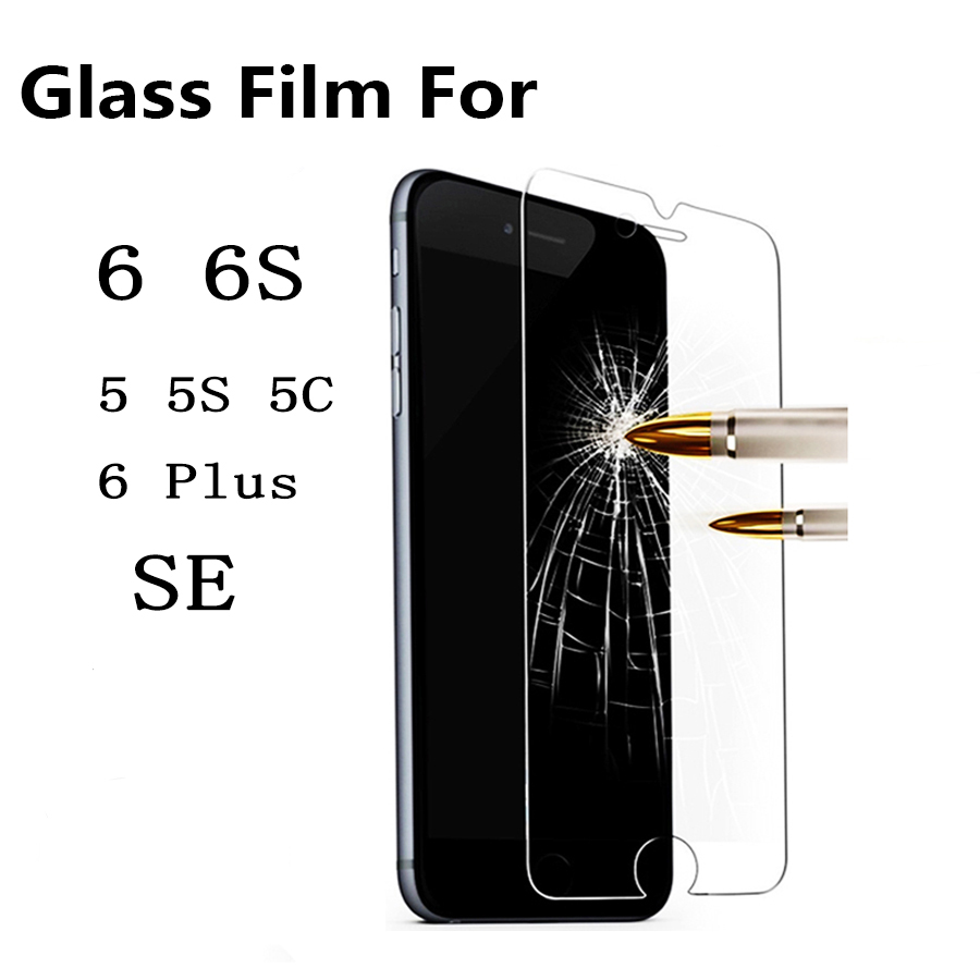 Premium Tempered Glass Screen Protector for iPhone...