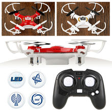 New 4 Channel 4 Axis Nano RC Quadcopter Small Quad Mini Drone UFO R/C rc jet planes rc plane ,china model planes rc FCI#(China)