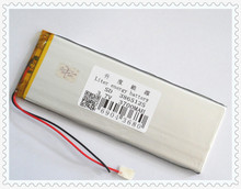 Tablet PC battery manufacturers specializing in the production of 3865125-3700mAh high-capacity lithium battery