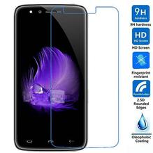 Buy Homtom HT50 Tempered Glass Front Guard 9H Protective Film Explosion-proof LCD Screen Protector Homtom HT50 Cover for $1.29 in AliExpress store