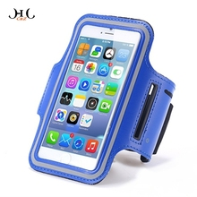 "HCCZ 4.0"" for Apple iPhone 5s 5 SE 5c Waterproof bag case for iPhone 4s 4 Running Sports Armbands for Screen size 3.5-4.0 inch"
