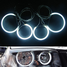 Fit for E83 X3 CCFL ANGEL EYES ,E83 X3 NON PROJECTOR HALO RING, CCFL ANGEL EYES HEAD LIGHT FOR E83 X3 Ccfl Rings