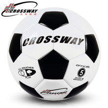 CROSSWAY football ball size 5 soccer ball 11 people team Match Training football adult teenager gift sporting futbol outdoor 521(China)
