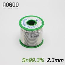 2.3mm Health Lead-Free Soldering Tin Thick Wire Tin:99.3% 450g(China)