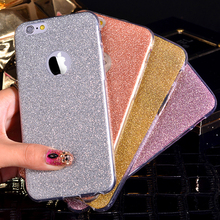 Buy LOVEBAY Luxury Glitter Phone Case iphone 6 6s Plus Bling Ultrathin Phone Cases Back Cover Case iphone 6 Plus for $1.38 in AliExpress store