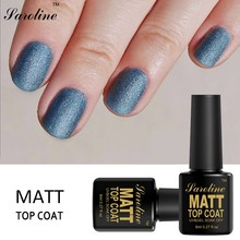 Saroline Matte Top Base To Nail Gel Vernis Semi Permanent Soak Off UV Gel Nail Polish Matte Top Coat Set Nail Primer