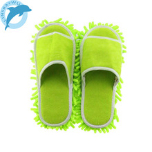 1pair Dust Cleaner Grazing Slippers House Bathroom Floor Cleaning Mop Cleaner Slipper Lazy Shoes Cover Microfiber Hot Selling