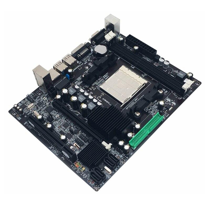Интернет магазин товары для всей семьи HTB1vHhhasnrK1RjSspkq6yuvXXaJ Цзя Huayu A780 практические Настольный ПК Компьютер Материнская плата AM3 поддерживает DDR3 двухканальный AM3 16G памяти
