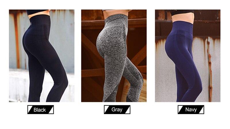 Womens Yoga Pants High Elasticity (11)