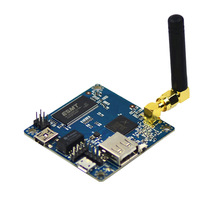 Robot-LinkV4.0 Module WIFI Car Video Transmition Network to Seriel Port AR9331 Openwrt AR9331 Module(China)