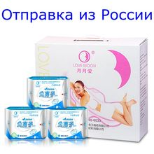 WinIon Anion Sanitary Napkins daytime use Pad Winalite Lovemoon Sanitary Napkins daytime use pad Anion Pads (19 Packs x 10 Pads)