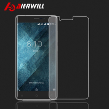 100% Newest Tempered Glass For Blackview A8 max 9H+ 2.5D High Quality Screen Protector Film For Blackview A8 max Mobile Phone(China)