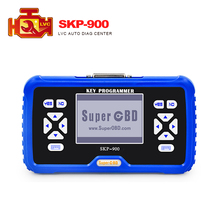 2017 Hot selling SuperOBD SKP-900 V4.0 Hand-Held OBD2 Auto Key Programmer SKP 900 car transponder key maker DHL Free Shipping
