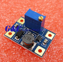 DC-DC Converter SX1308 2A Step-UP Adjustable Power Module Booster(China)