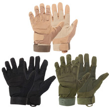 Military Tactical Hunting Shooting Glove Airsoft Paintball Outdoor Sports Camping Motorcyle Racing Cycling Gloves - Agreement store