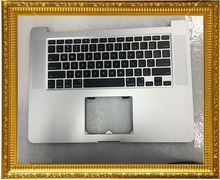 "Original For Macbook Pro Retina 15"" A1398 Topcase With Keyboard US Layout Upper Top Case Late 2013 Mid 2014 661-8311"