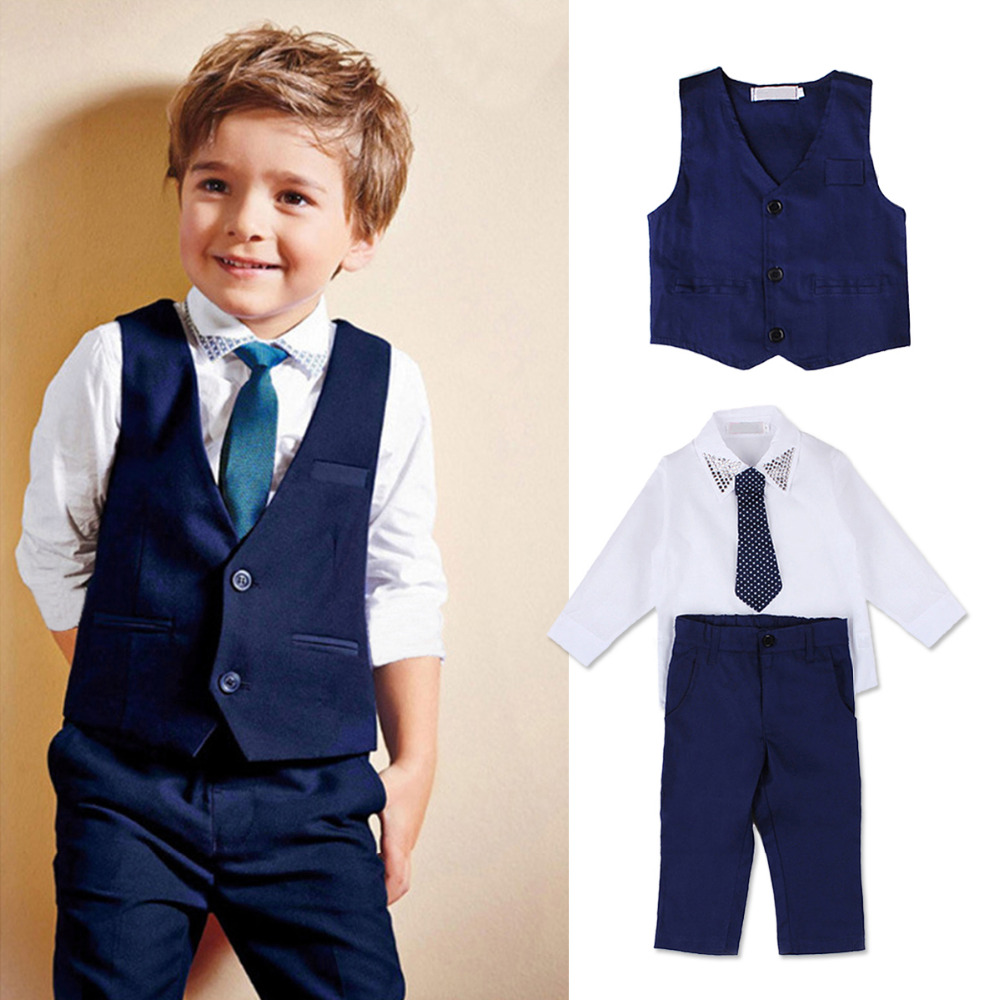 Toddler Boys Suits for Weddings Promotion-Shop for Promotional ...