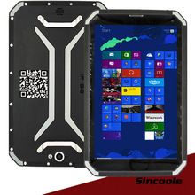 8 Inch Windows 10 home OS Thin low cost Rugged Tablet PC Shipping free by DHL(China)