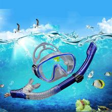 Diving Protective Goggle Breathing Tube Snorkeling Mask Set/Diving glasses adult breathing tube snorkeling Mask