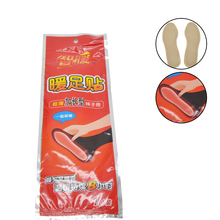 Warm feet warm paste Body Warmer Stick Lasting Heat Patch Keep Hand Feet Foot Warm Paste Pads Pad Winter necessary C888