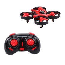 NH-010 2.4G 4CH 6-Axis Gyro RC Quadcopter RTF UFO Mini Drone with 3D-Flip/Headless Mode/One-Key Return
