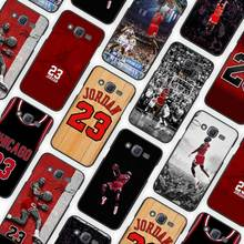 Forever Legend Michael Jordan Black Case Cover Shell  for Samsung Galaxy J1 J3 J2 J5 J7 Prime 2016 2017