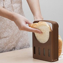 Japan imported bread slicer Toast slices tool