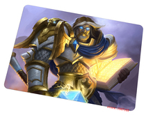 Hearthstone mouse pad 400x285mm pad to mouse notbook computer mousepad cheap gaming padmouse gamer to laptop keyboard mouse mats(China)