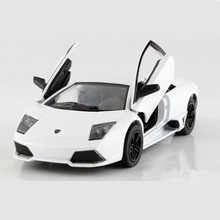 12.5cm 1:36 Scale KINSMART Toy Car Models For Collection, Alloy Pull Back Doors Openable Cars Toys For Children, Educational Toy