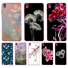 Buy Lenovo s850 Case,Silicon Flower Painted Painting Soft TPU Back Cover Lenovo s850t s 850 Protect Phone cases shell for $1.99 in AliExpress store