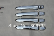 ABS Chrome electroplating Door Handle Cover For Honda CRV CR-V 2012 2013(China)
