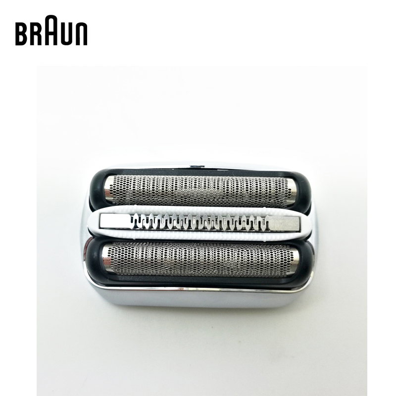 32S Razor Blades Brau Series 3 Shaver Head Foil and Cutter Replacement parts with Microcomb(320 330 340 350CC 360 370 380 390CC)<br><br>Aliexpress