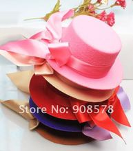 Free shipping Mini/Small Hat Feather Hair Clip Fascinator Fancy Dress 12PCS Reliable wholesale dropship suppliers