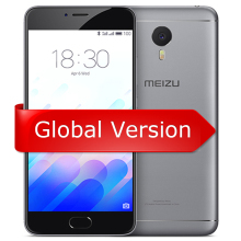 "Original Meizu M3 Note Global Version 4G LTE Cell Phone Helio P10 Octa Core 5.5"" FHD 3GB 32GB Fingerprint 4100mAh smartphone"