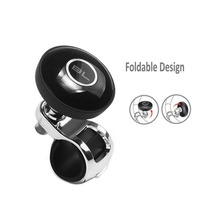 Handle Grip Hand Control Power Universal Car Steering Wheel Booster Wheel Strengthener Auto Spinner Knob Ball