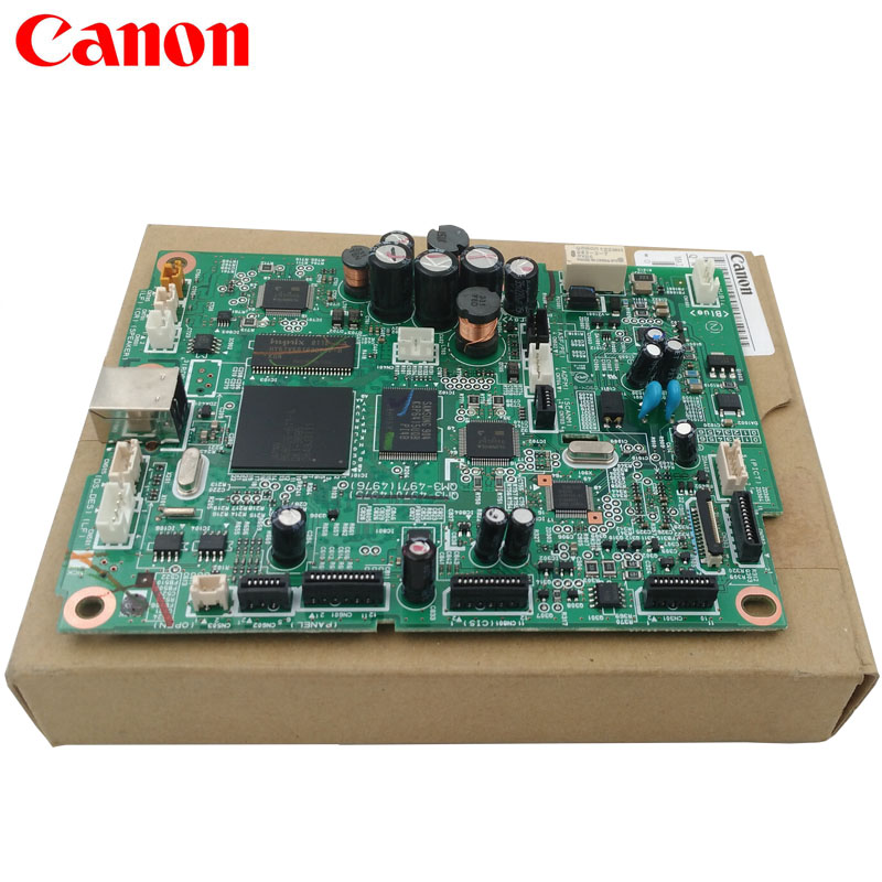 New FORMATTER PCA ASSY Formatter Board logic Main Board MainBoard For Canon MX338 MX 338 QM3-4976-010<br>