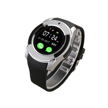 Bluetooth Smart Watch Mobile Phone GPS Positioning Touch Screen Card Remote Camera Alloy Sports Watch Aug23
