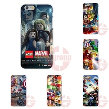 For Samsung Galaxy Note 2 3 4 5 A3 A5 A7 J1 J2 J3 J5 J7 2016 Soft TPU Silicon Popular Hot lego marvel super heroes