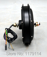 free shipping!48v 1000w e-bike motor,1000w electric bike brushless motor(China)
