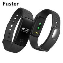 Fuster V05C Best heart-rate smart bracelet approach to medical grade bluetooth wristband(China)