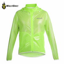 WOSAWE Tour de France Bike Bicycle Raincoat Cycle Wind Rain Coat Waterproof Windproof ciclismo Rain Jacket Cycling Jerseys
