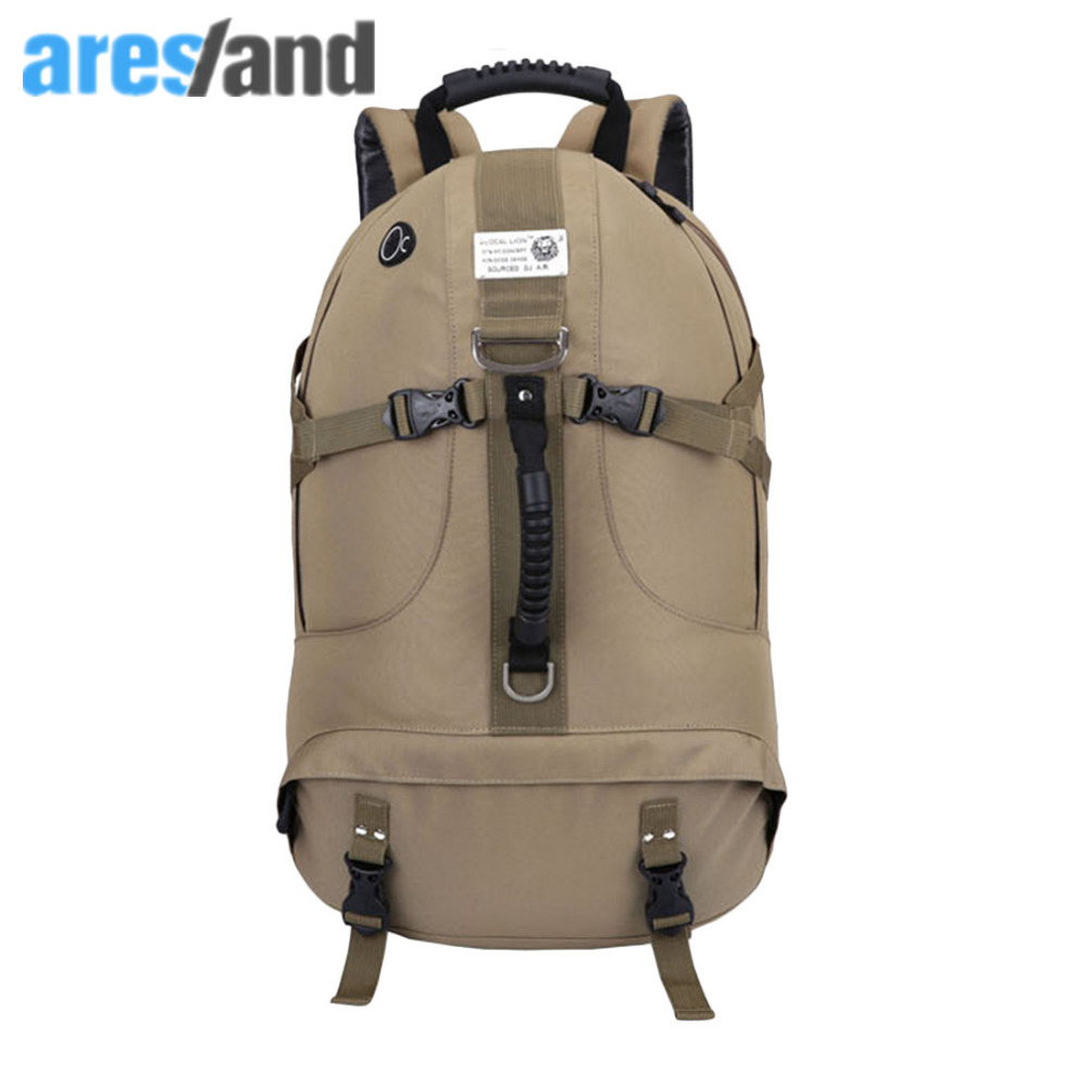 40L Waterproof Backpack Rucksack Large Space Travel Bag Equipment Rucksack Male Bag Young Teenage Girls Back Pack<br>