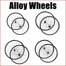 Kinlin XR200 Alloy Bike Wheels 700C 22mm Clincher Alloy Wheelset Kinds Of Hub For Choose(China)