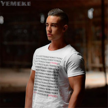 YEMEKE Summer Mens Casual T Shirts 4 Colors Brand Clothing Man's Wear Short Sleeve Slim T-Shirts Tops Tees - Store store