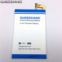 GUKEEDIANZI 2020mAh BL83100 Phone Battery For HTC Butterfly X920e Droid DNA Deluxe DLX One X5 THL21 Mobile Replacement Battery(China)