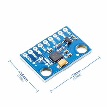 Buy AK8975 Three-axis Electronic Compass High Precison Compass Module arduino for $2.67 in AliExpress store